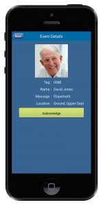 mobile app for health professionals