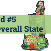 NH ranks 5th best state in the country