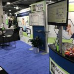 SCP Booth at HIMSS18