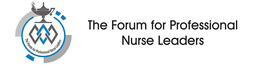 Forum for Professional Nurse Leaders logo