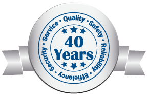secure care products celebrating 40 years