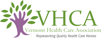 Vermont Health Care Association logo