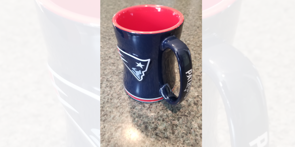 patriots mug - engineering